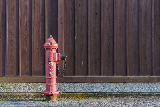 消防設備ポンプ